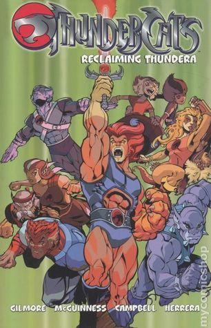 ThunderCats, Vol. 1: Reclaiming Thundera