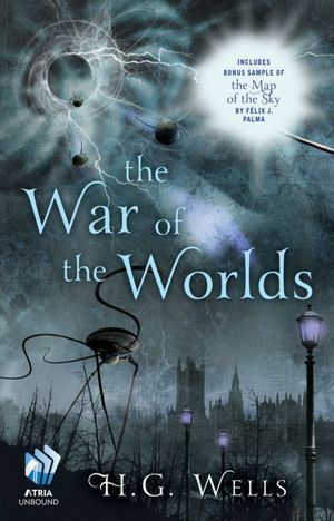 Cover, War of the Worlds (Goodreads)