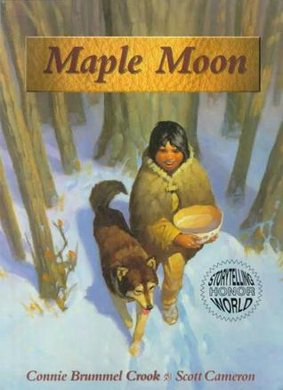 Book Review: Connie Brummel Crook's Maple Moon