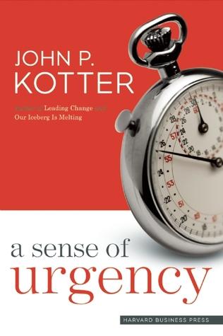 A Sense of Urgency EPUB