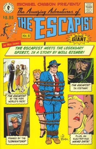 Michael Chabon Presents... The Amazing Adventures of the Escapist: #6