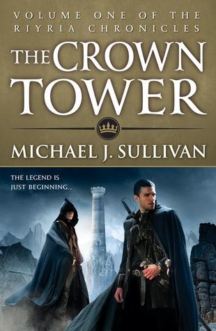 The Crown Tower(Riyria 1)