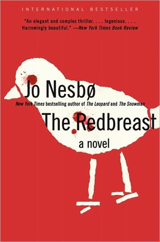 Image result for The Redbreast by Jo Nesbo
