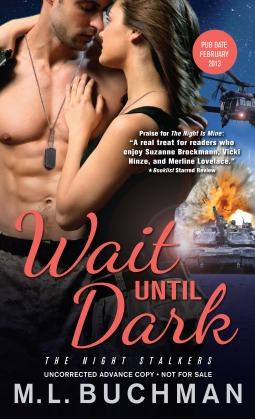Wait Until Dark (The Night Stalkers, #4)