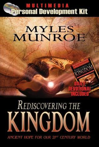 Rediscovering the Kingdom Personal Development Kit: Ancient Hope for Our 21st Century World [With Books and CD (Audio) and DVD]