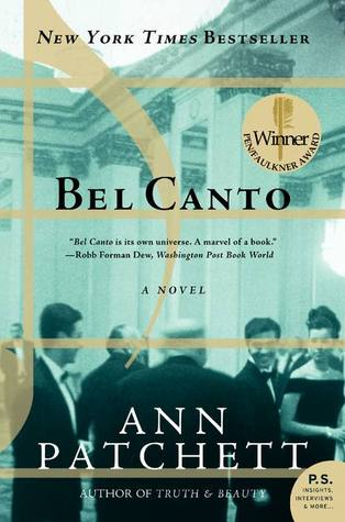 Image result for bel canto book