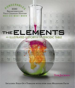The elements an illustrated history of the periodic table by tom 16151943 urtaz Choice Image