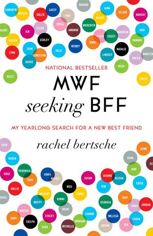 Image result for MWF Seeking BFF: My Yearlong Search for a New Best Friend
