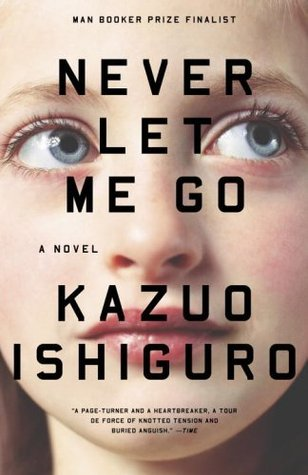 Image result for never let me go book