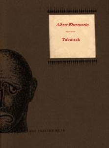 Tubutsch (The Printed Head Volume I, #3)