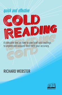 Quick and Effective Cold Reading