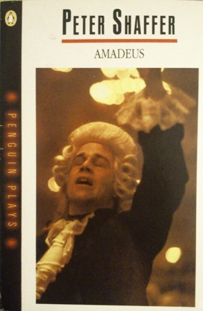 an analysis of the film amadeus by peter shaffer Milos forman's amadeus is not about the genius of mozart but the movie's success is who brought peter shaffer's play and assigned the playwright to.