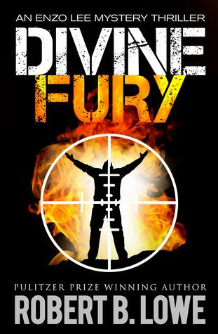 Divine Fury (Enzo Lee Mystery, #2)