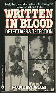 Written in Blood: Detectives and Detection