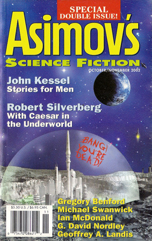 Asimov's Science Fiction, October/November 2002 (Asimov's Science Fiction, #321-322)