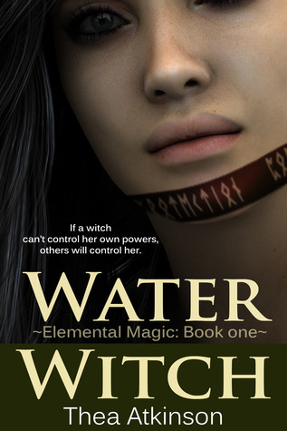 Water Witch (Elemental Magic #1)