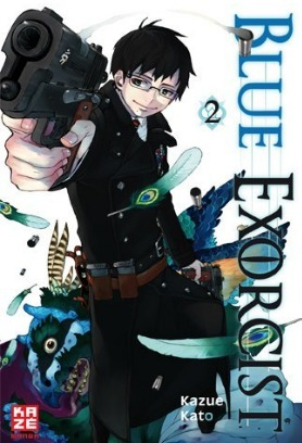 Ebook Blue Exorcist, Band 2 by Kazue Kato TXT!