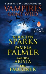 Vampires Gone Wild (Vamp City, #1.5; Love at Stake, #13.5; Diaries of an Urban Panther, #3.5)