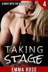 A Night with the Rock Star (Taking Stage, #4)