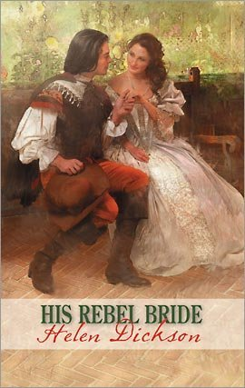 His Rebel Bride (Harlequin Historical)