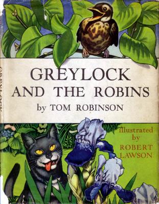 Greylock and the Robins