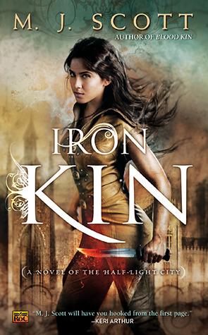 Iron Kin (The Half-Light City, #3)
