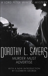 Murder Must Advertise (Lord Peter Wimsey Mysteries, #8)