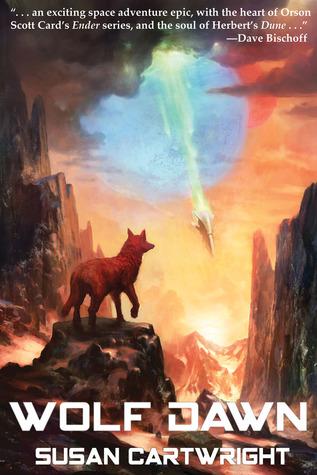 Wolf Dawn (Forsaken Worlds, #1)