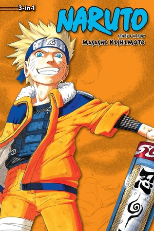 Naruto (3-in-1 Edition), Vol. 4: Includes Vols. 10, 11 & 12 (Naruto: Omnibus, #4)