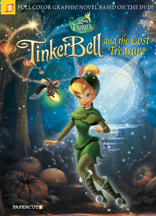 Tinker Bell and the Lost Treasure (Disney Fairies Graphic Novel #12)