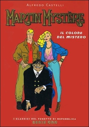 Martin Mystère: Il colore del mistero