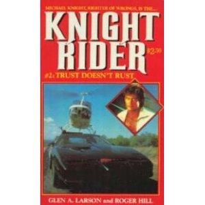 Knight Rider 2: Trust Doesn't Rust