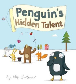 Welcome to My Books Library Penguin's Hidden Talent
