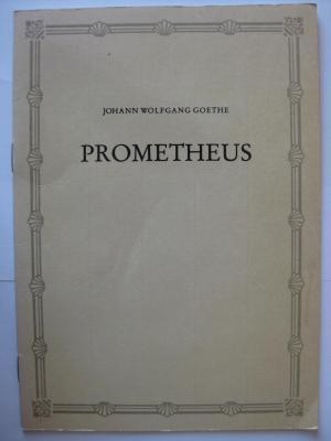 Prometheus : Faksimile