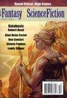 Fantasy & Science Fiction, Nov/Dec 2012 (The Magazine of Fantasy & Science Fiction, #704)
