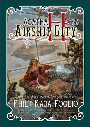 Agatha H. and the Airship City by Phil Foglio