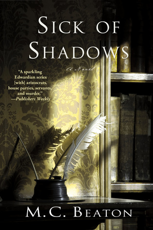 Sick of shadows: an edwardian murder mystery par Marion Chesney