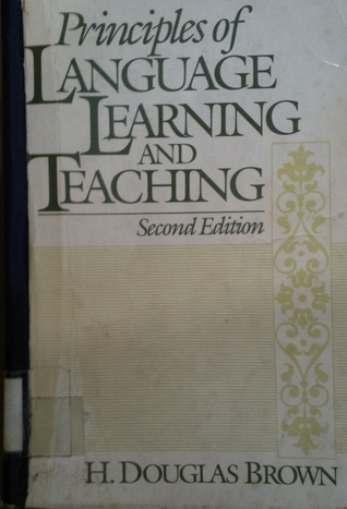 Teaching By Principles H. Douglas Brown Pdf