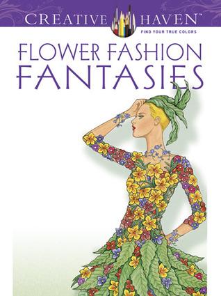 Flower Fashion Fantasies By Ming Ju Sun