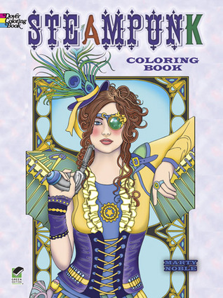 steampunk-coloring-book