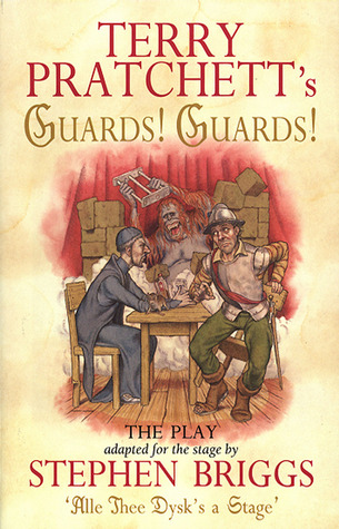 Guards! Guards! by Stephen Briggs