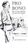 Pro Bono The 18year defense of Caril Ann Fugate