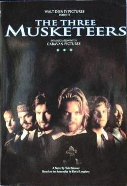 The Three Musketeers: Junior Novelization