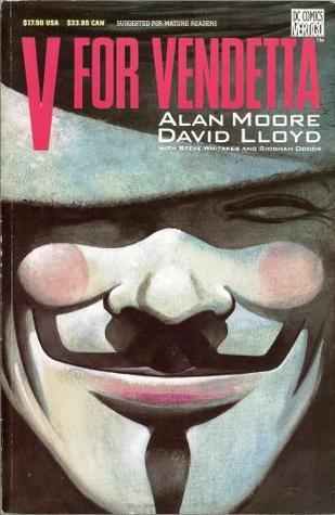 V for Vendetta by Alan Moore