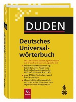 Duden - Deutsches Universalwörterbuch A-Z by Dudenredaktion