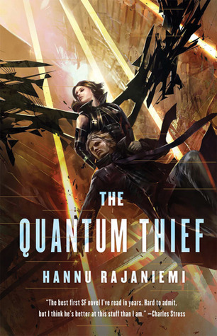 book cover for The Quantum Thief