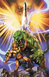 He-Man and the Masters of the Universe #5 by Keith Giffen