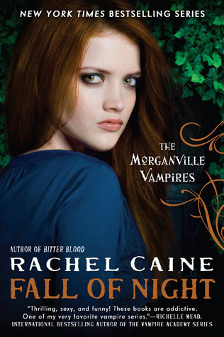 Fall of Night (The Morganville Vampires, #14)