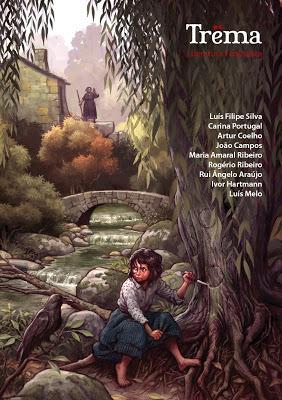 Trëma - antologia de textos