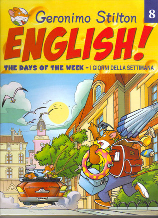 English!: The days of the week - I giorni della settimana